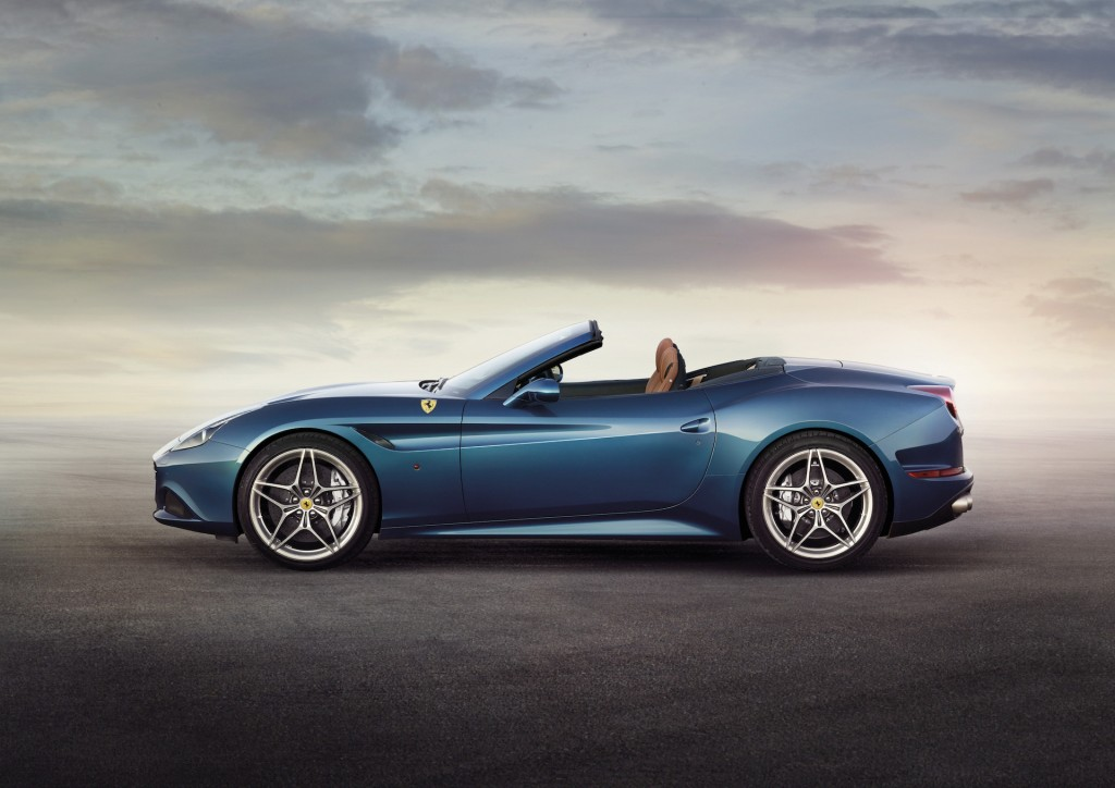 2017 Ferrari California