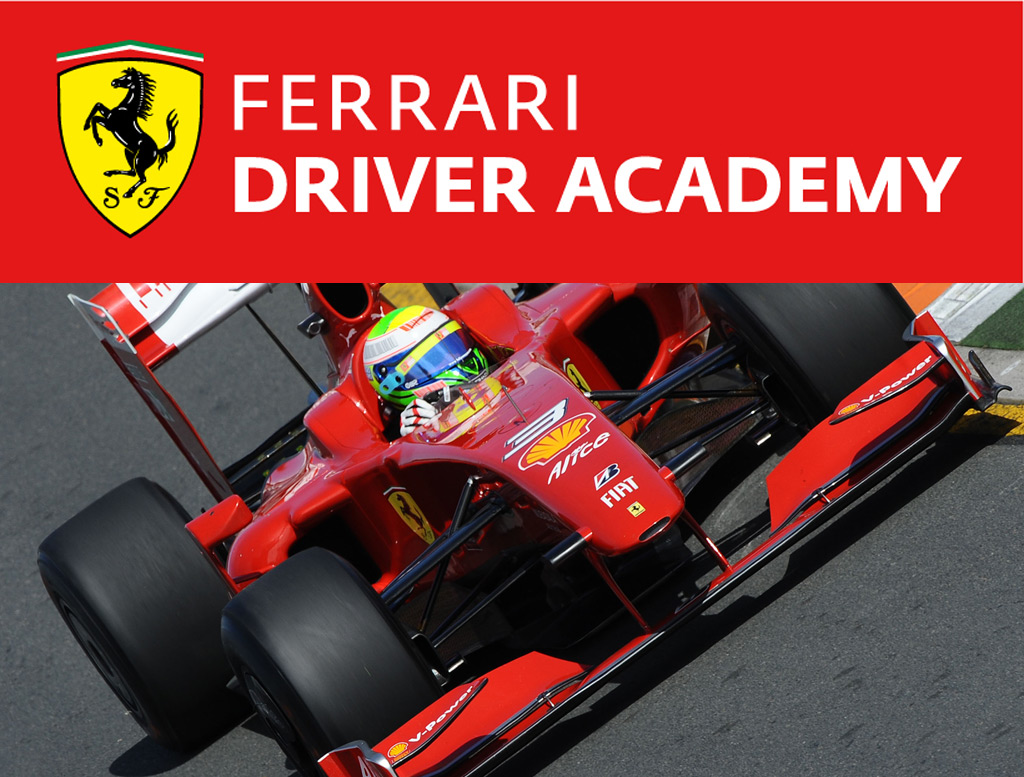 Ferrari Launches Driver Academy For Up And Coming Racers
