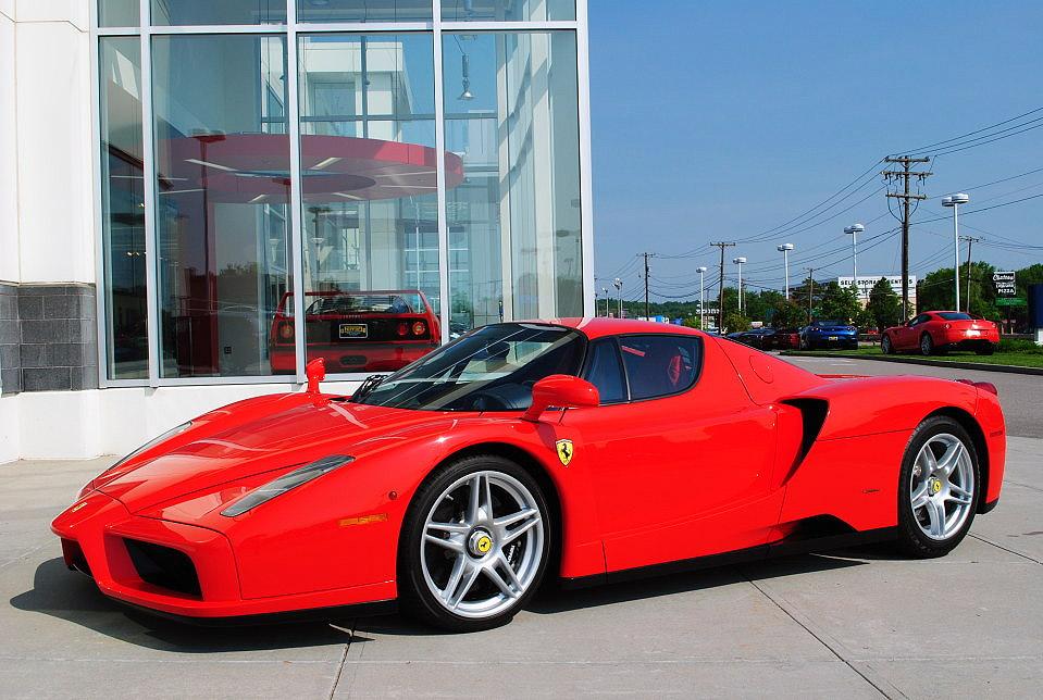 Own Three Ferrari Legends For 6 Million