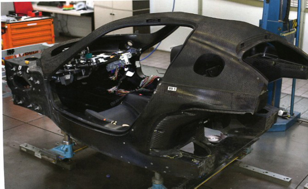 More Photos Of Ferrari S Enzo Replacement Hit The Web