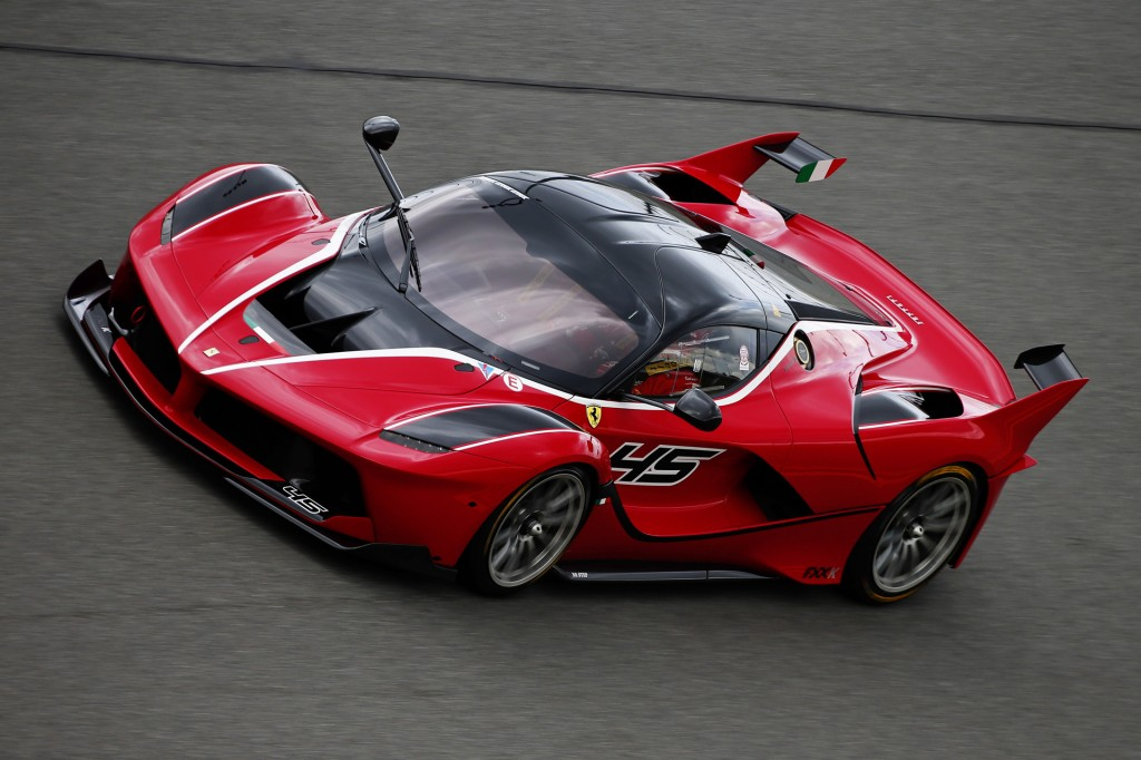 Ferrari FXX K at Daytona International Speedway, 2016 Finali Mondiali