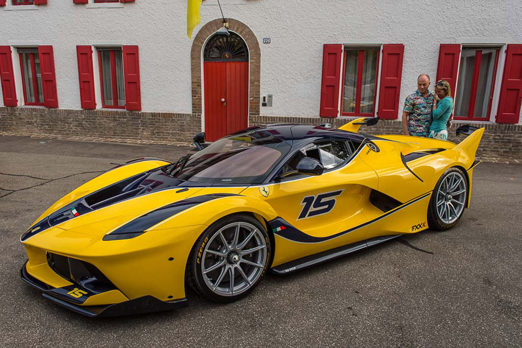 Durango Srt 2015 >> Image: Ferrari LaFerrari FXX K bought by Google executive Benjamin Sloss for wife Christine ...