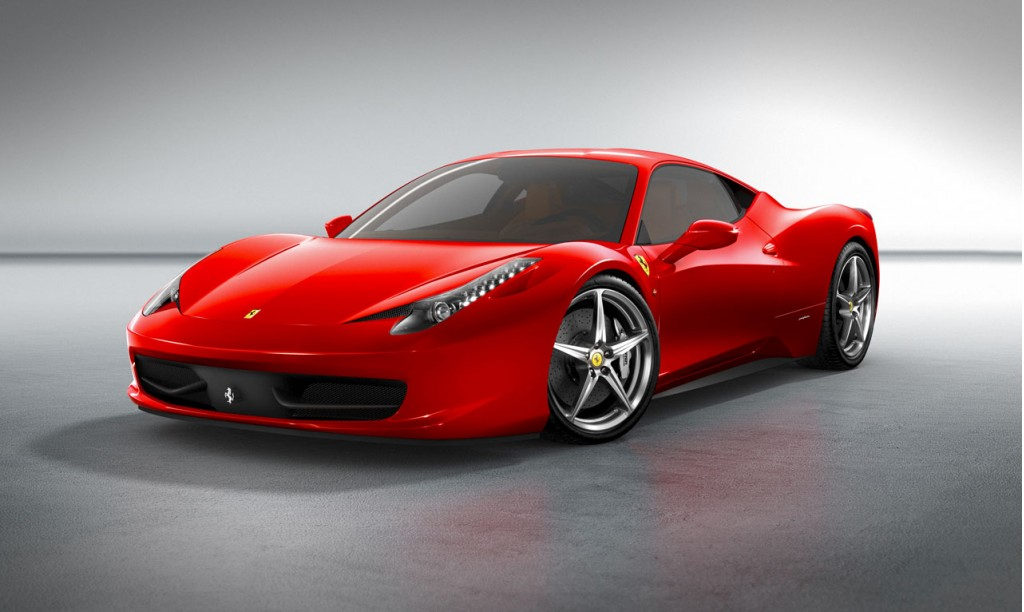 First Look: 2010 Ferrari 458 Italia
