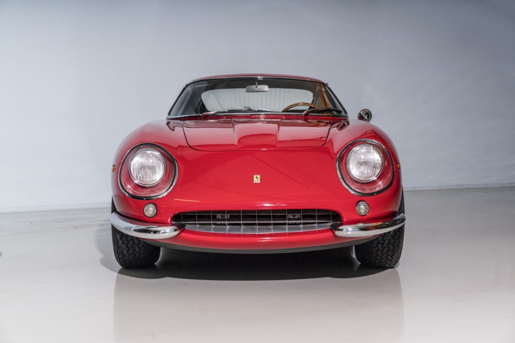 Ferrari 275 GTB/4 prototype heads to auction
