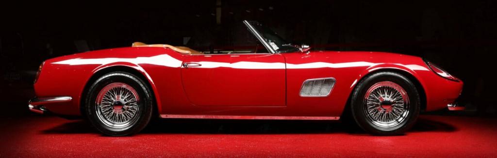 1963 Modena Spyder California from