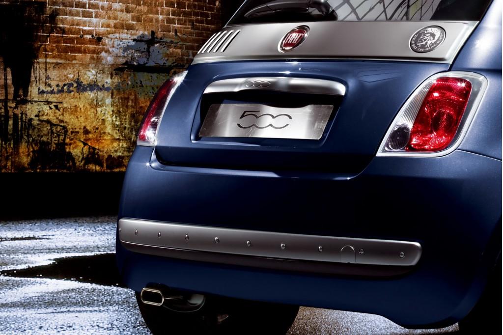 Diesel Designs Diesel Fiat 500 For Geneva 2010