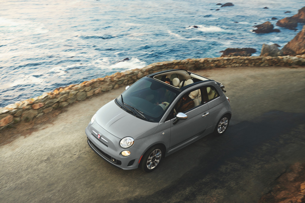 2018 Fiat 500 goes all-turbo, all the time