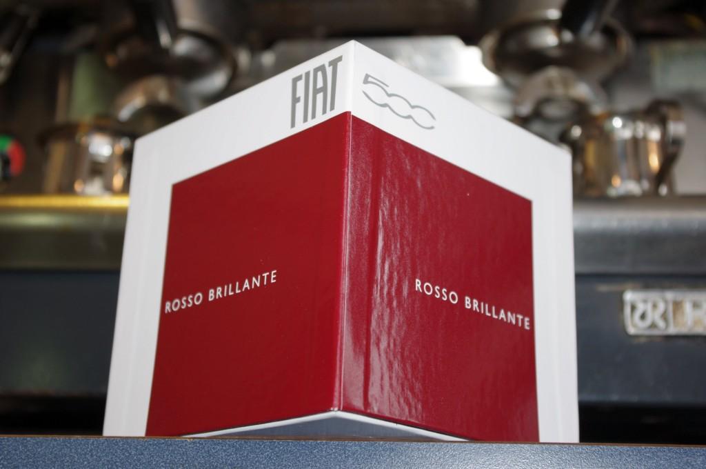 Fiat's Winsome Press Kit