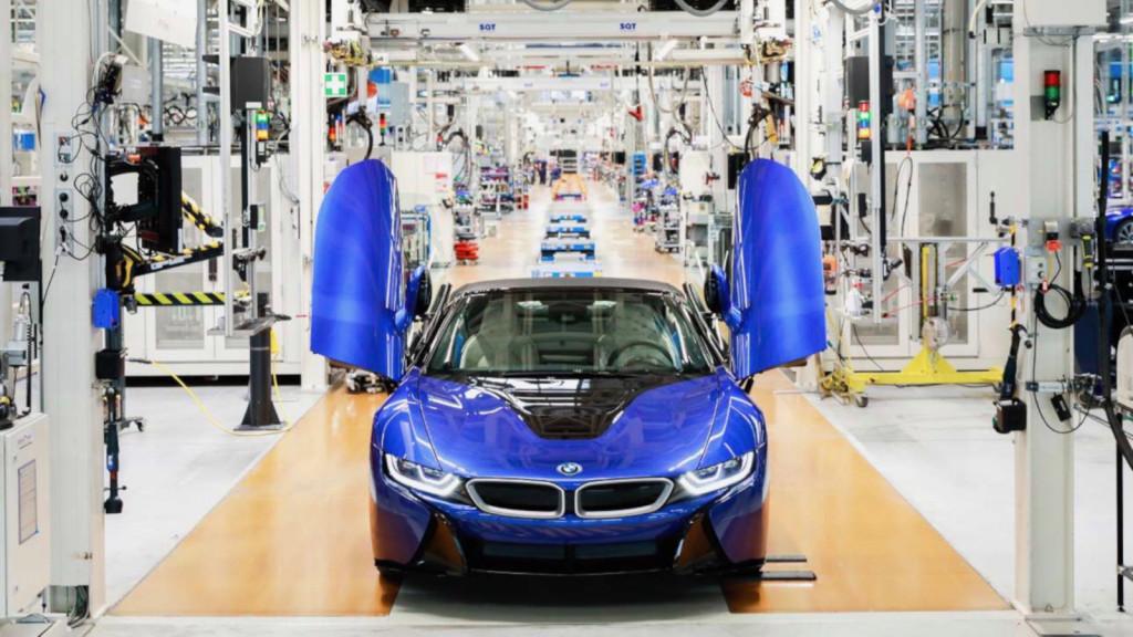 Final BMW i8