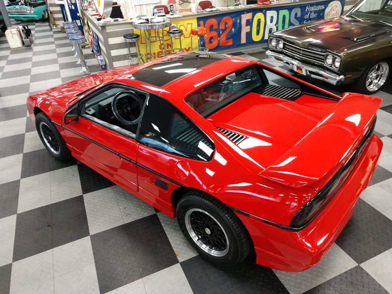 Final Pontiac Fiero