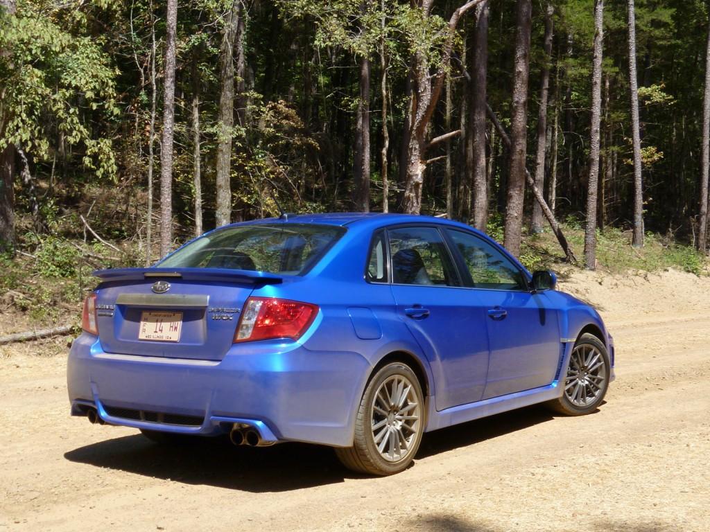 Driven 2011 subaru impreza wrx limited