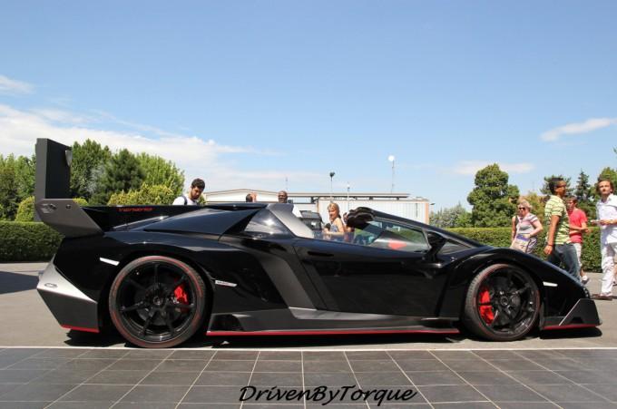 Lamborghini Veneno Roadster Delivered In Germany Gallery Video