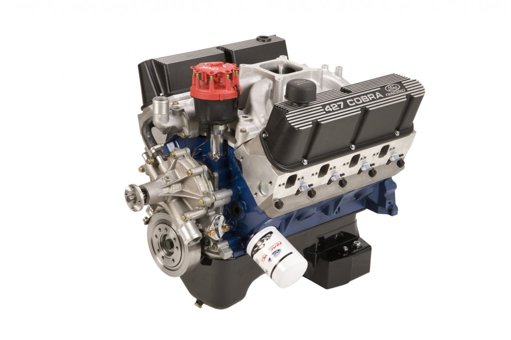 428 ford crate engine autos post for Ford stroker motor sizes