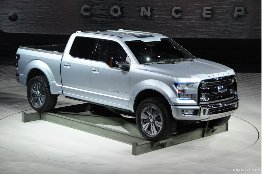New Ford Truck Models