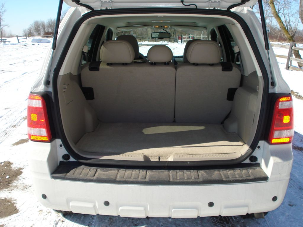 Image: Ford Escape Hybrid Cargo Space (Seats Up), size: 1024 x 768, type: gif, posted on ...