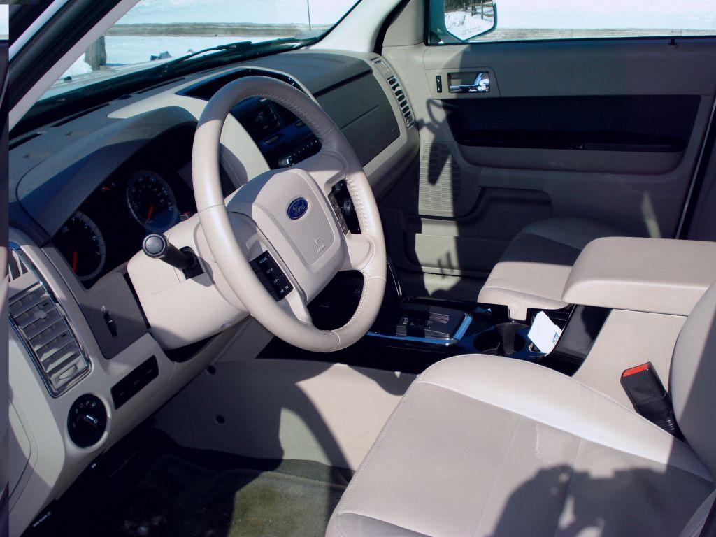 Image Ford Escape Hybrid Interior Size 1024 X 768 Type