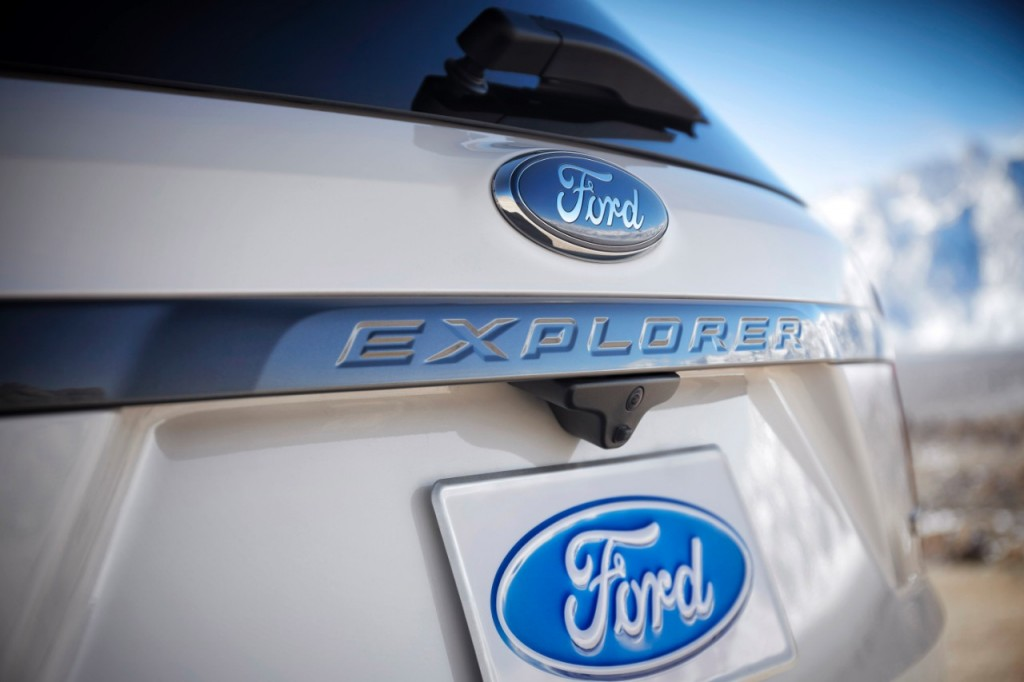 Ford recalls more than 675,000 Explorers for another suspension issue