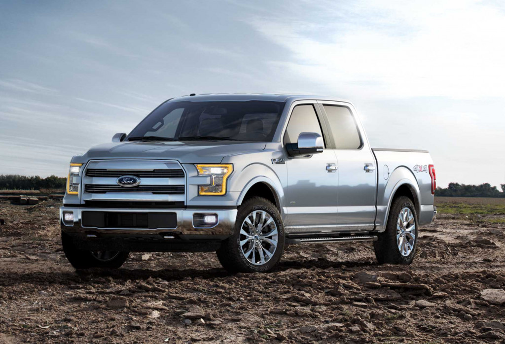 Ford F-150 History