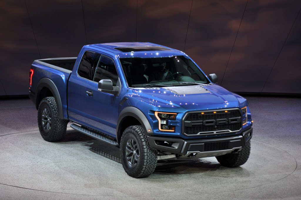 2017 Ford F 150 Raptor 2015 Detroit Auto Show