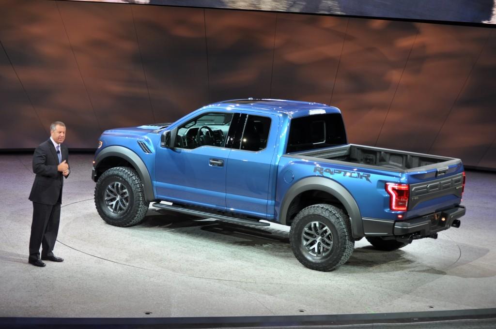 Ford F  Detroit Auto Show