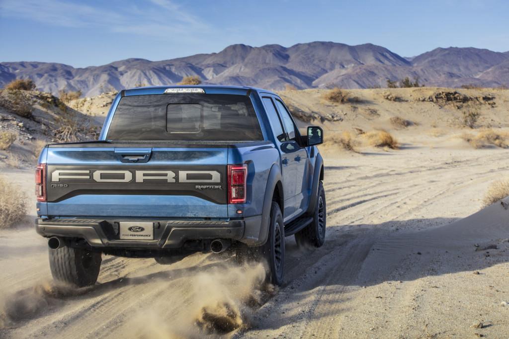 2019 Ford F-150 Raptor $2,180 pricier than 2018 model