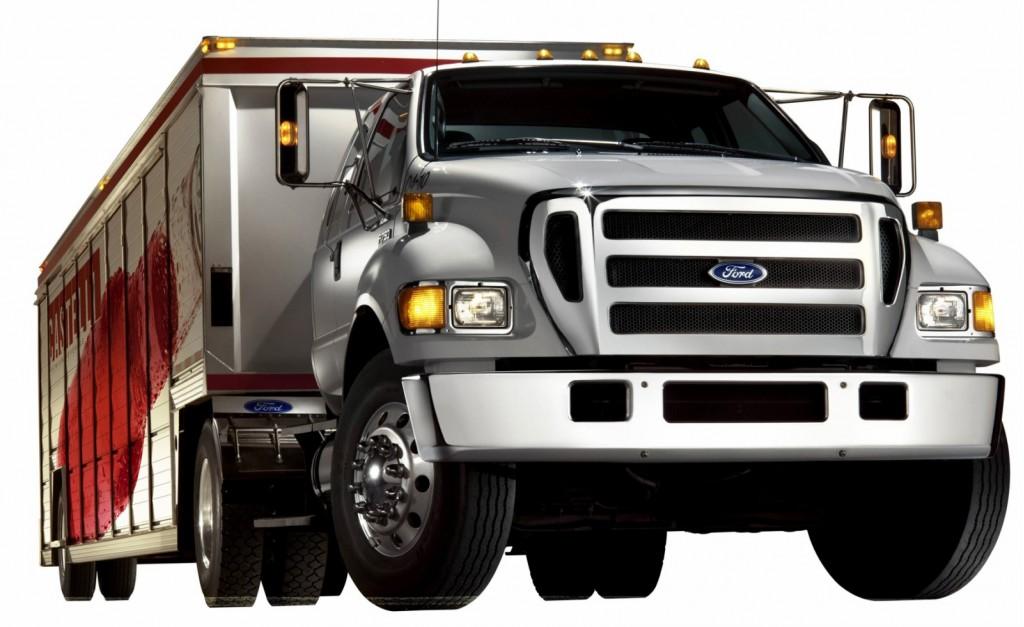 Ford Super Duty F 750