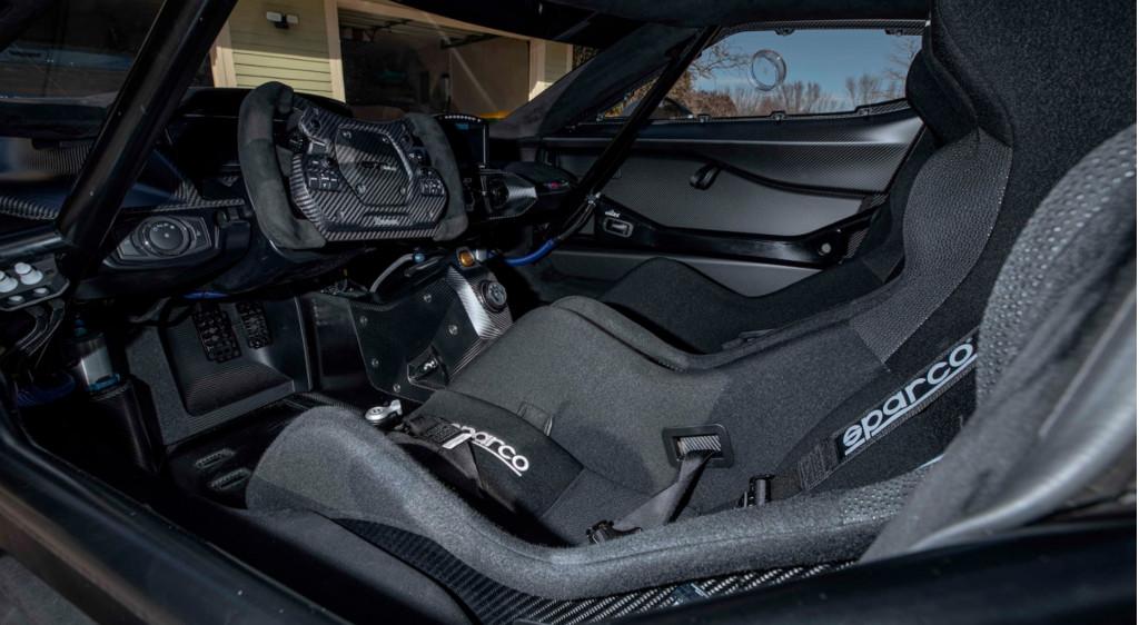 Ford GT Mk II - Photo credit: Mecum