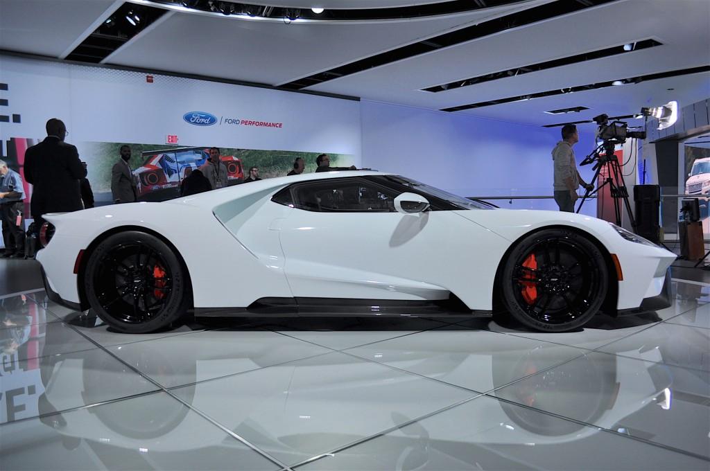 Ford Gt Race Mode Opel Gt Concept Godsil Manhattan V  Today Car News