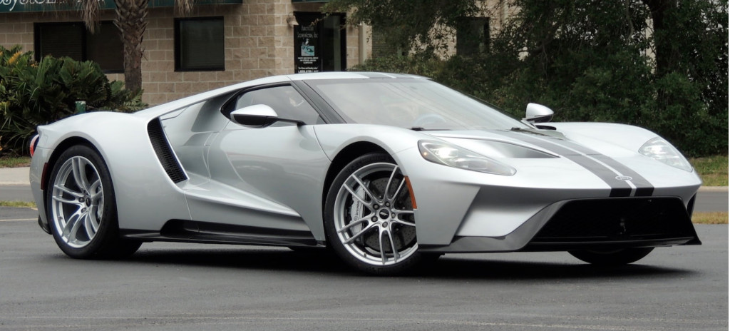 2017 Ford GT for sale at Mecum Auctions