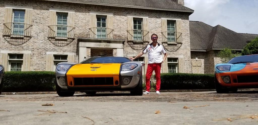 Camilo Pardos  Ford Gt For Sale On Ebay