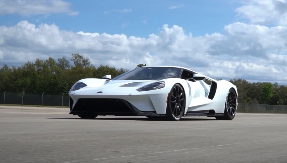 Used Ford GTs are coming to market