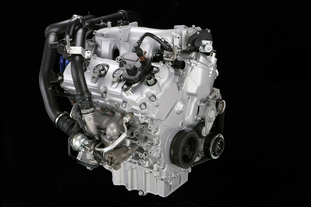 Ford's High-Mileage EcoBoost Engine a Blast To Drive