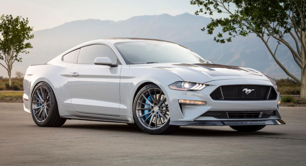 Ford Mustang Lithium, SpeedKore Dodge Charger, BMW M2 CS: This Week's Top Photos