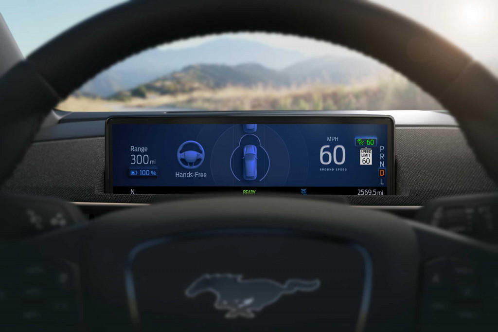 Ford Mustang Mach-E Active Drive Assist