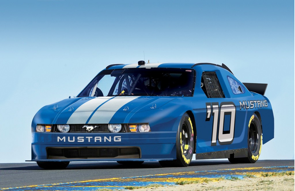 Image Ford Mustang Nascar Size 1024 X 664 Type Gif