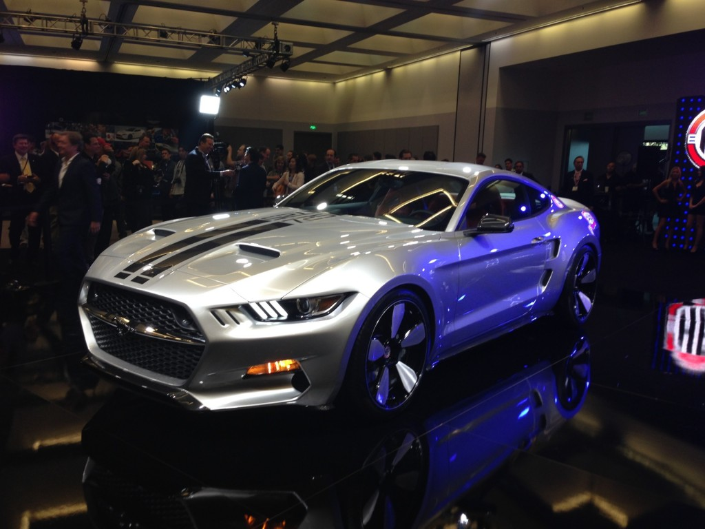 Image: Galpin Auto Sports and Henrik Fisker Rocket, 2014 ...