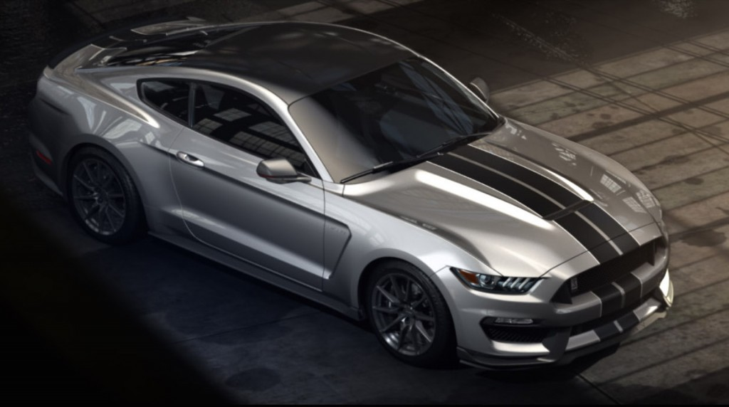 2016 Shelby Gt350 Top Performance Ford Mustang Charges Out