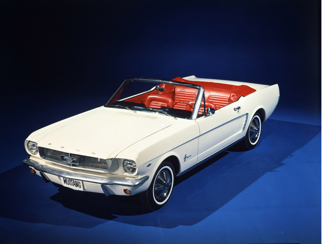1964 1 2 ford mustang 100 cars that matter