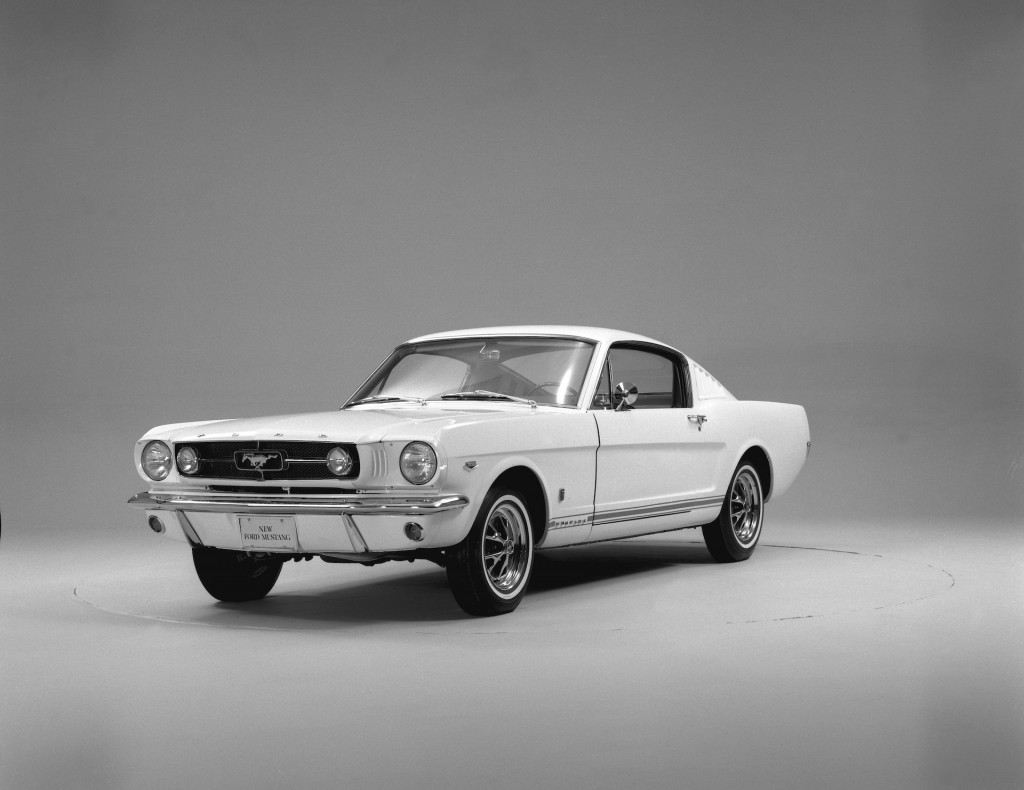 1965 Ford Mustang fastback with GT package