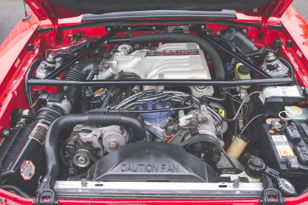 John Portello's 1993 Ford Mustang Cobra