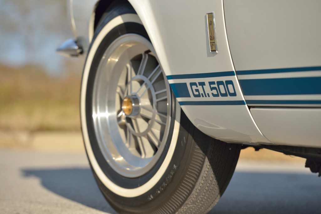 The only 1967 Shelby GT500 Super Snake ever produced