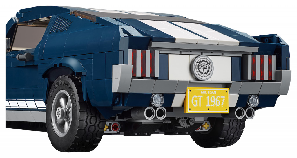 1967 Ford Mustang Lego kit