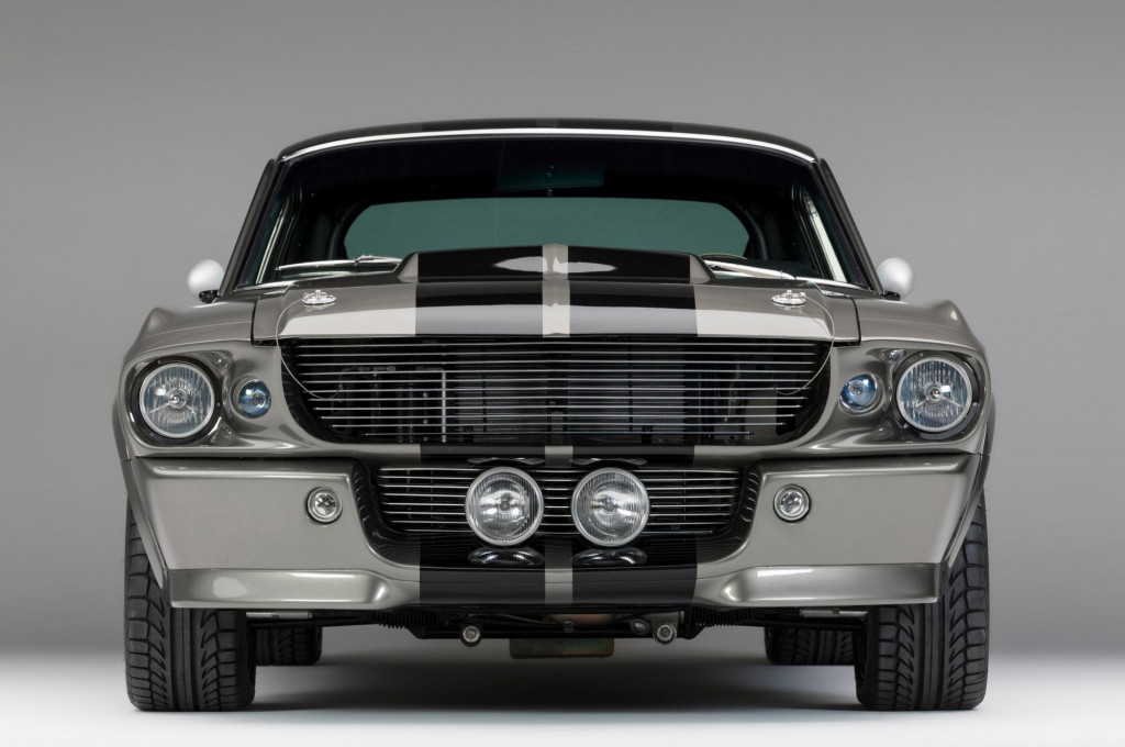 """Brand New Muscle Car to build """"Gone in 60 Seconds"""" Eleanor Mustangs"""