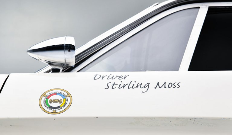 1966 Ford Mustang Shelby GT350 owned by Stirling Moss | Barrett-Jackson Photos