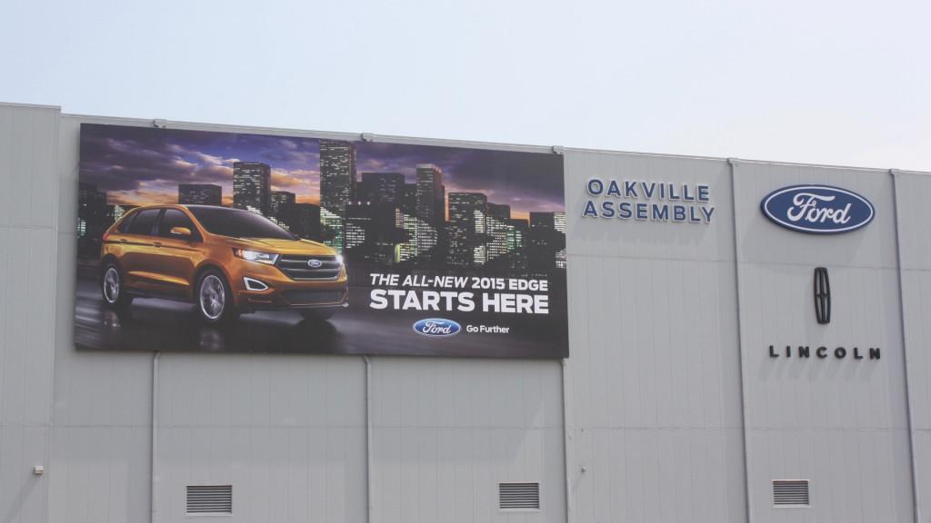 Ford Oakville assembly plant