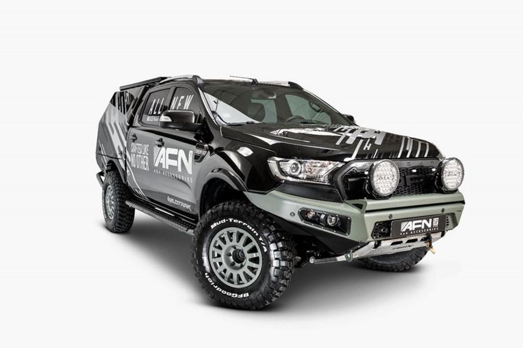 Advanced Accessory Concepts Ford Ranger SEMA