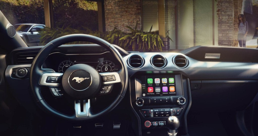 Ford adds Apple CarPlay, Android Auto with first over-the-air update