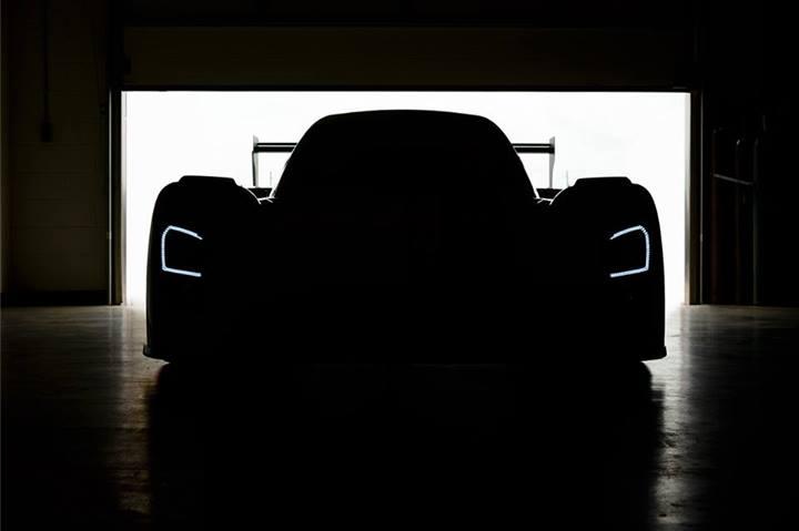 Ford teases EcoBoost-powered Daytona Prototype