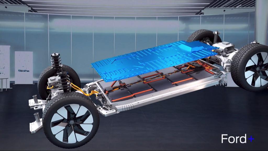 Ford uni-body EV platform for mid-decade