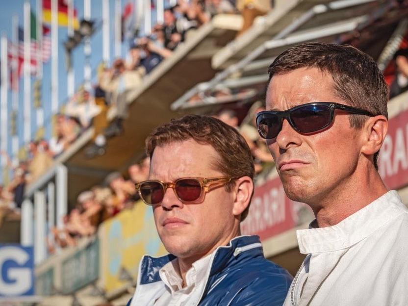 "Second ""Ford v. Ferrari"" trailer shows lots of racing and drama"
